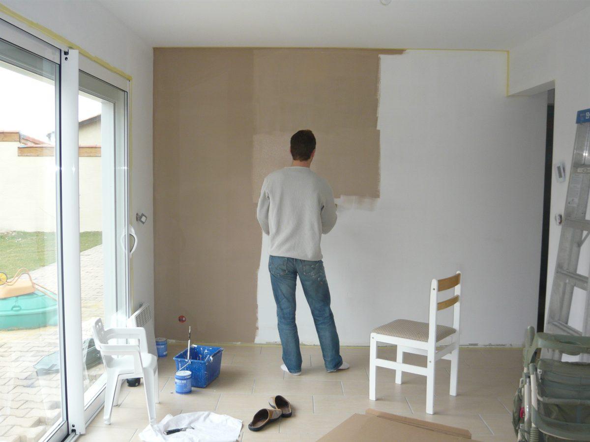 Peinture Murale Pour Cuisine Beige réussir sa vente grâce à de nouvelles peintures - blog