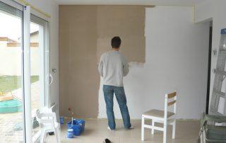 vendre maison nouvelles peintures