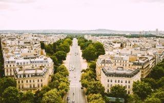 photo d'une ville