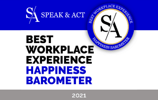 Label Best workplace