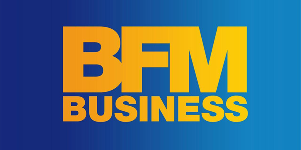 Logo de BFM Business